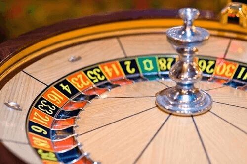 500x332 Online Roulette Table