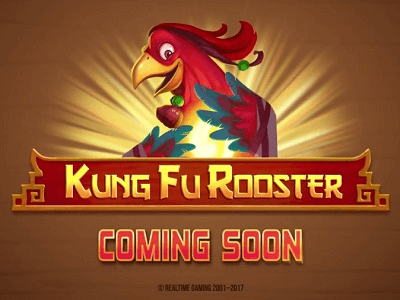 Kung Fu Rooster Slot Coming Soon