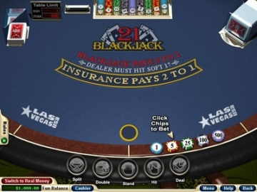 Las Vegas USA Casino Blackjack