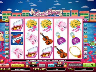 love bugs slot game slot review usa