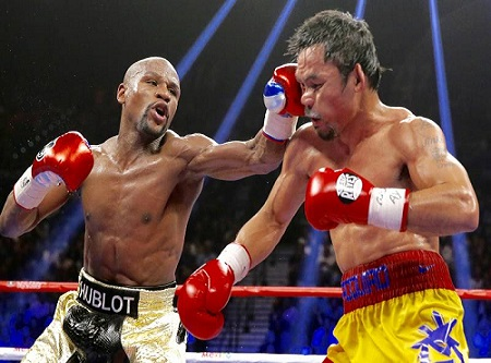 mayweather v pacquiao rematch