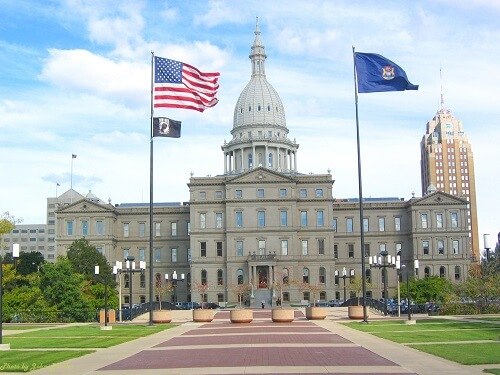 michigan sports betting-bill passes house vote