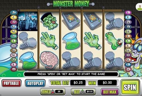 Monster Money Slot Review