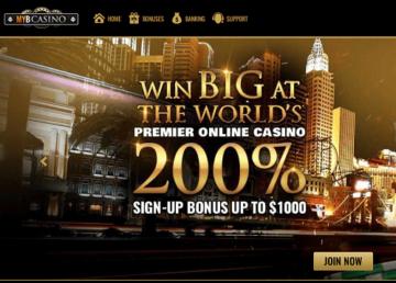 myb casino review