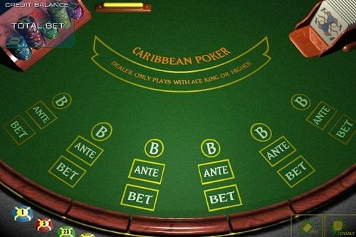 online-caribbean-stud-poker