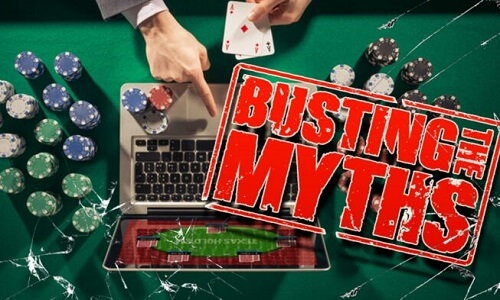 Online Poker Myths Busted