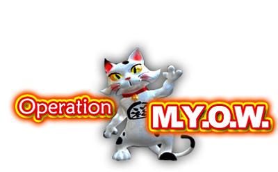 Operation M.Y.O.W. Slot