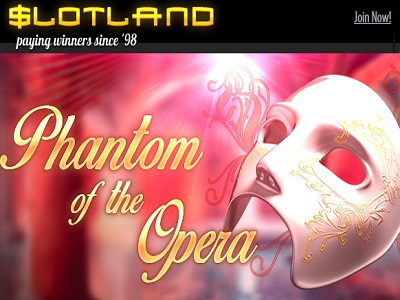 Phantom of the Opera Online Slot