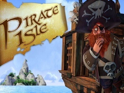 pirate isle banner