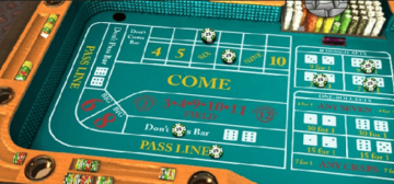 raging bull casino craps