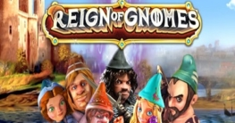 Reign of Gnomes Slot Banner