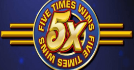 Rival Gaming Slot Five Times Wins