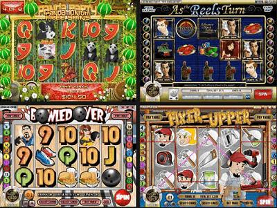 Rival Gaming iSlot Games