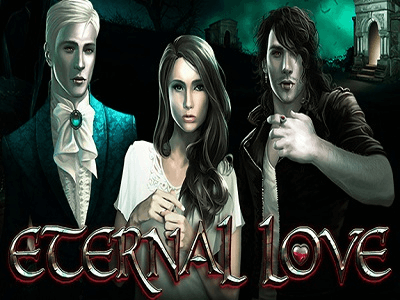 RTG Machine Eternal Love Slot Banner