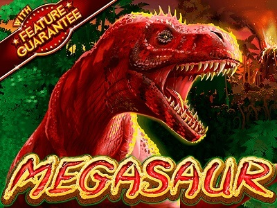 RTG Megasaur Slot Game