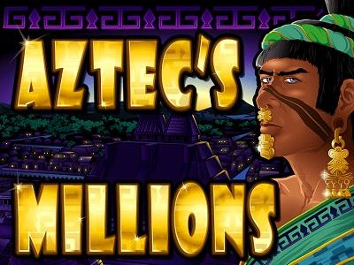RTG Slot Aztec Millions USA