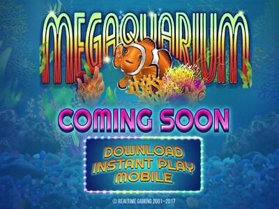 RTG Slot Megaquarium Coming Soon
