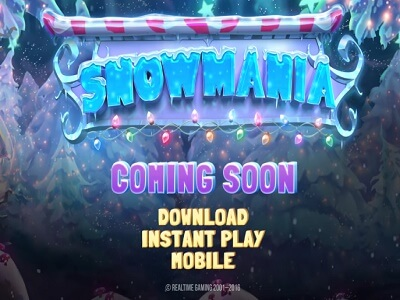 RTG Snowmania Coming Soon