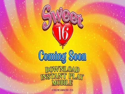 RTG Slot Sweet 16 Coming Soon