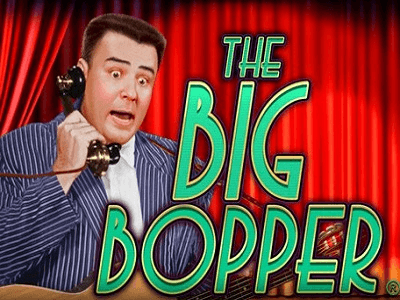RTG Big Bopper slot Banner