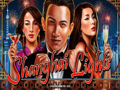 Shanghai Lights Online Slot Banner