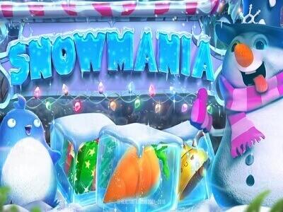 Slot Snowmania Banner