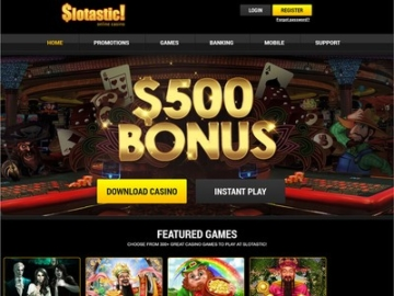 slotastic casino review