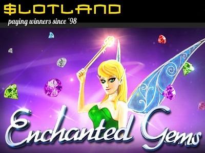 slotland enchanted gems slot game
