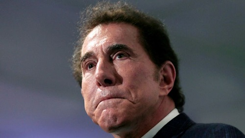 Steve Wynn Under Fire from Nevada Gaming Commission