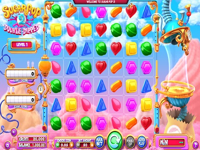 Sugarpop 2 Slot from Betsoft Coming Soon