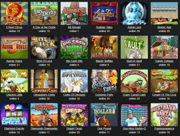 Supernova Casino Games