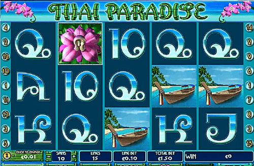 Thai Paradise Playtech Slot Review