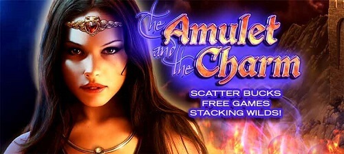 the amulet and the charm new edition USA