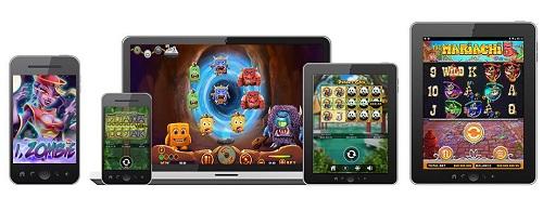 Online Casino Games Mobile
