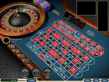 vegas casino roulette
