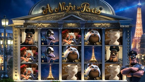 A Night in Paris USA
