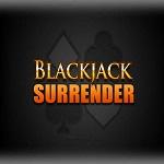 Blackjack surrender rule