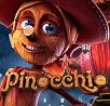 Pinocchio 3D Slot