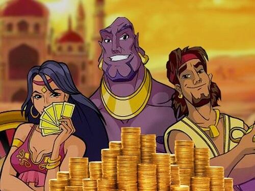 Aladdin's Gold Cashback Bonus