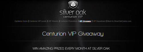 centurion level silver oak