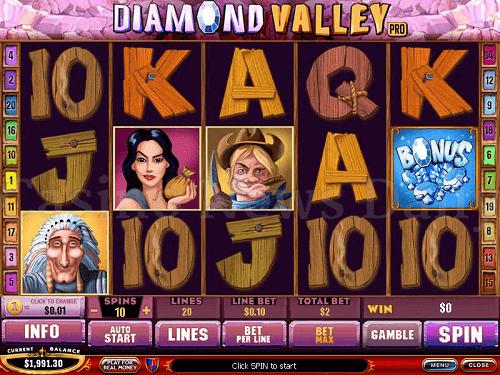 diamond valley lot reels