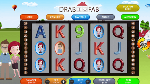 drab to fab slot review