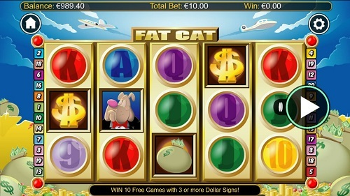 Fat Cat Slot Reels