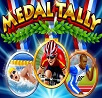 Medal Tally Slot