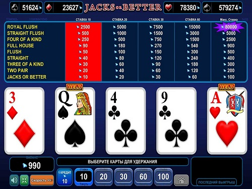 new video poker games usa