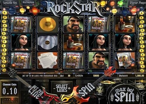 Rockstar Slot Reels