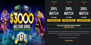 Best Mega 7's Casino Bonuses
