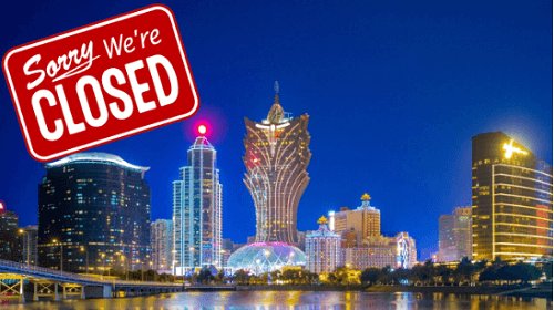 Macau Casinos Remain Shut Due to Corona Virus