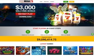 Mega 7's Casino Review USA