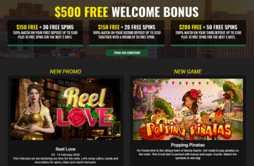 Vegas2Web Promotions